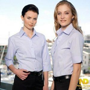 Đồng phục văn phòng (08) Chúng tôi may, thiết kế đồng phục theo yêu cầu của khách hàng, tư vấn miễn phí. Giao hàng tận nơi với số lượng lớn.