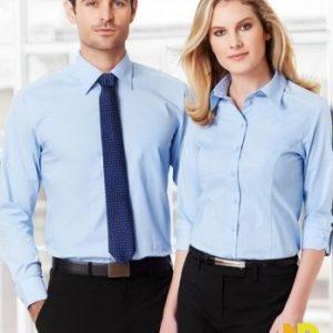 Đồng phục văn phòng (04) Chúng tôi may, thiết kế đồng phục theo yêu cầu của khách hàng, tư vấn miễn phí. Giao hàng tận nơi với số lượng lớn.