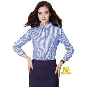 Đồng phục văn phòng (01) Chúng tôi may, thiết kế đồng phục theo yêu cầu của khách hàng, tư vấn miễn phí, giao hàng tận nơi với số lượng lớn.