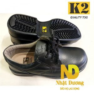 giày K2 Indonesia được sử dụng tại các môi trường làm việc như: công trường xây dựng, nhà máy sản xuất, xưởng cơ khí, kho bãi, hầm mỏ khai thác…