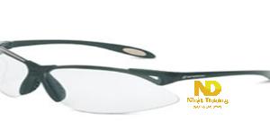 Kính BHLD A900 mắt kính trong 0° phủ 1 lớp Hardcoat chống chầy xước và Fog-Ban chống đọng sương, đệm sống mũi bằng cao su có các rãnh thoáng khí,..