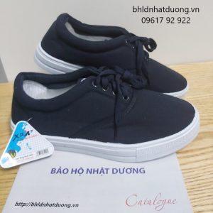 giày bata xanh