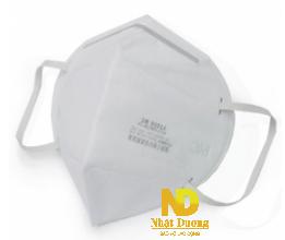ẩu trang 3M 9001A dùng để chống bụi dầu thườngứng dụng trong môi trường mài ,đóng gói,cắt ,chà nhám. Khẩu trang 3M chính hãng giá rẻ