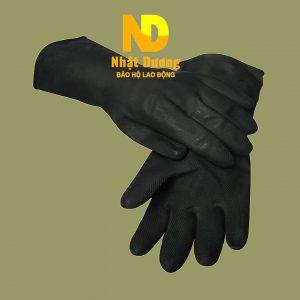 Găng tay chịu axit alpha tec