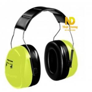 Chụp tai chống ồn 3M H10A HV làm suy giảm tại nơi có tần số cao và thấp. Cho phép làm việc lâu hơn trong môi trường có tiếng ồn đến 105dBA.