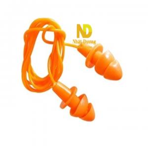 Nút chống ồn 2 tầng P312 là dòng chống ồn giá rẻ 1 tầng dùng bảo vệ thính giác, giúp giảm bớt âm thanh từ môi trường xung quanh. Dùng 1 lần