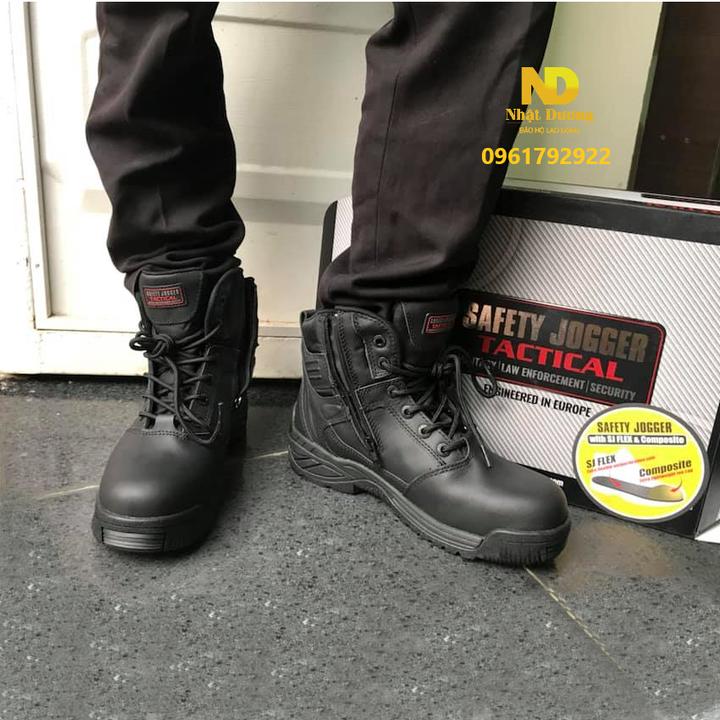 giày bảo hộ chịu nước Jogger Trooper S3