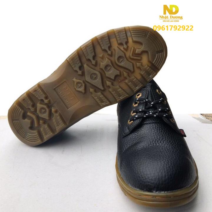 giày bảo hộ lao động NTT đế xin kếp