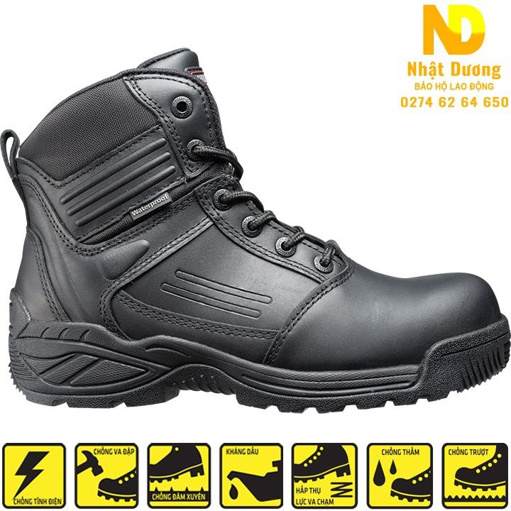 giày bảo hộ jogger trooper