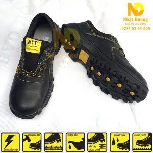 Giày bảo hộ NTT D01