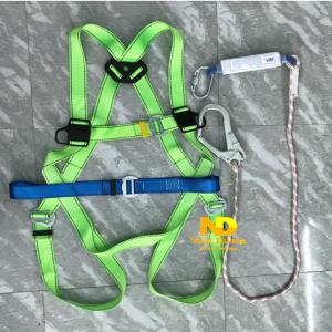 dây an toàn toàn thân 1 móc