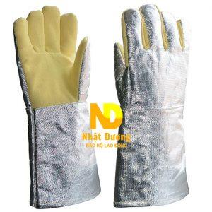 Găng tay chịu nhiệt 250 độ C
