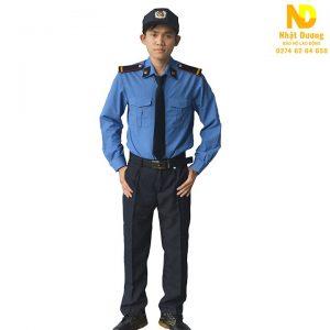 Đồng phục bảo vệ BV01 (dài tay)