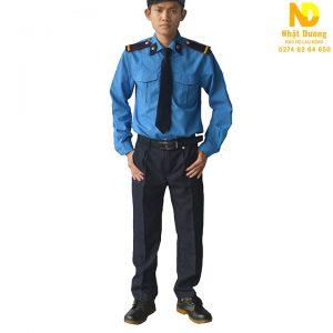 Đồng phục bảo vệ BV02 (dài tay)
