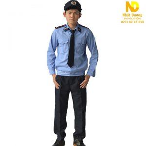 Đồng phục bảo vệ BV03 (dài tay)