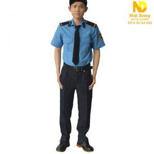 Quần áo bảo vệ ngắn tay NT02
